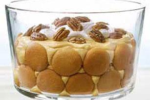 NILLA Pumpkin Mousse Trifle Recipe