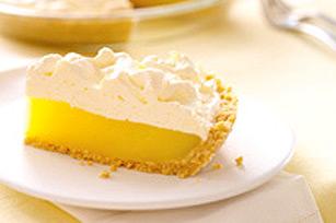 Tarte au citron «meringuée» recette