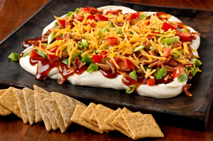 Tartinade au bacon et à la sauce barbecue recette