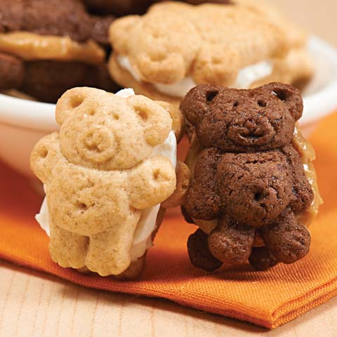 Yummy Stuffed Bears Recipe