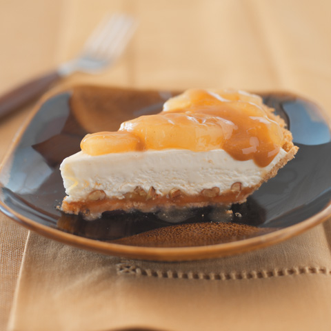 Apple-Caramel Sundae Tart Recipe