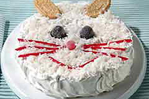 Cool Bunny Dessert Recipe