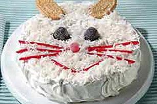 Cool Bunny Dessert Recipe
