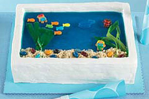 Under-the-Sea Cake Recipe