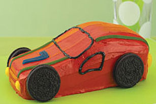 Race Car Cake Recipe