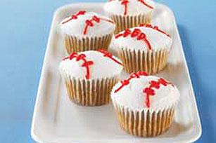 Baseball Cupcakes Recipe