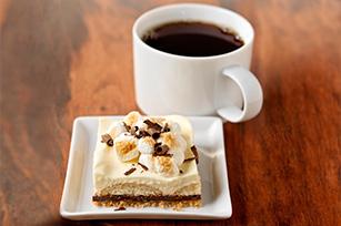 S'Mores Dessert Squares Recipe
