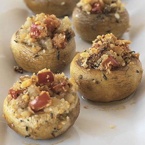 The Ultimate Stuffed Mushroom Recipe
