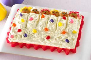 Gâteau « divas qui restent pour la nuit » recette