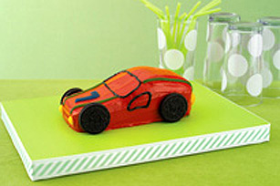 Race Car Cake Recipe