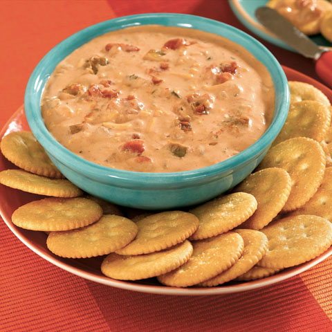 Hot 'N Cheesy Salsa Spread Recipe