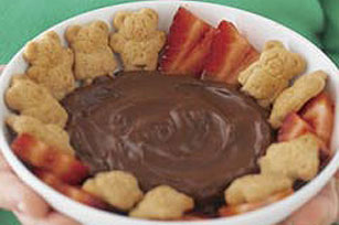 Chocolate Pudding Dipping Pool Recipe