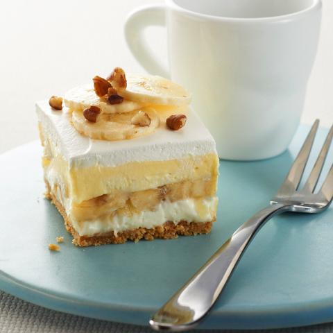 Gâteau à la banane royale recette