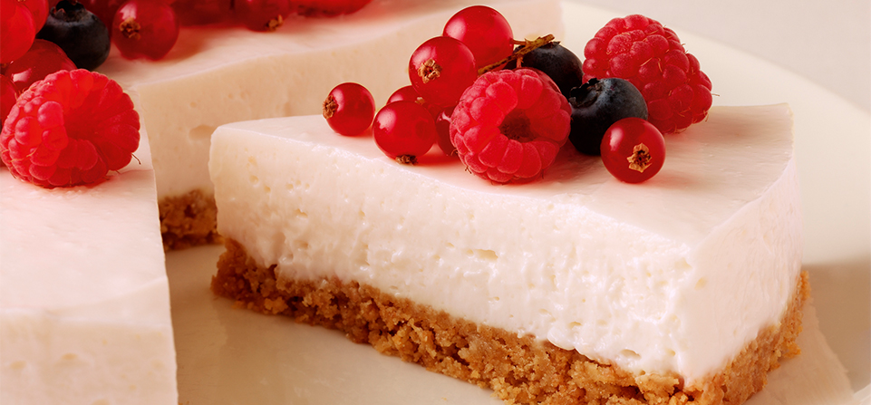 Philadelphia Recipe - Everso Easy Cheesecake