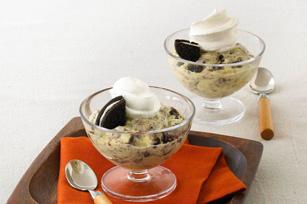 Pouding biscuits et crème recette
