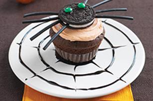 Petits gâteaux « araignées » recette