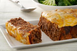 Pain de viande éclair au fromage recette