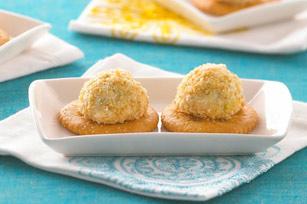 Artichoke-Cheese Puffs Recipe