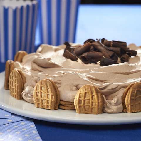 Frozen NUTTER BUTTER Cheesecake Recipe