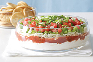Festive Favourite Layered Dip Recipe