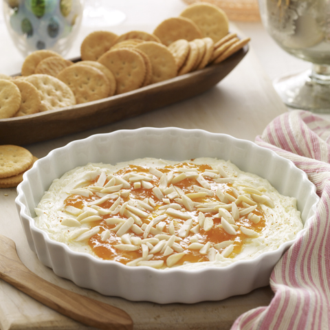 RITZ Sweet 'N Hot Cheese Spread Recipe