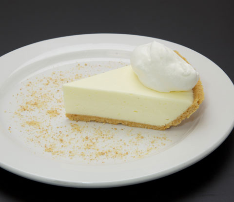 Lemon Chiffon Pie with HONEY MAID Crust Recipe