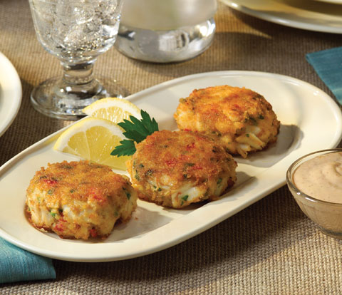 New Orleans Crab Cakes made with RITZ Crackers Recipe