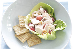 Turkey Waldorf Salad Recipe