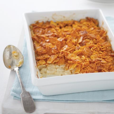 Pommes de terre RITZ au fromage recette