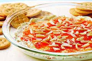 Sweet 'N Hot Cheese Spread Recipe