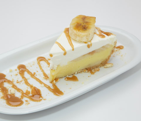 Banana Cream Pie in NILLA Crust Recipe