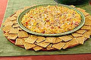 Hot 'N Spicy Corn Dip Recipe