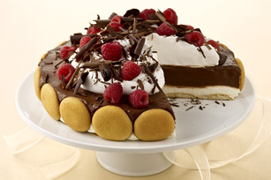Chocolate Mousse Torte Recipe