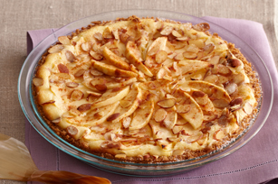 Fall Apple Bavarian Cheesecake Recipe