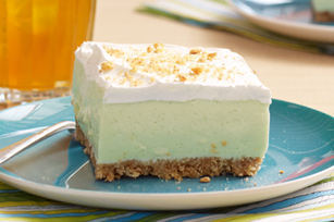 """Key Lime"" Cloud Squares Recipe"
