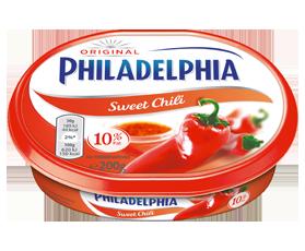 Philadelphia med smag