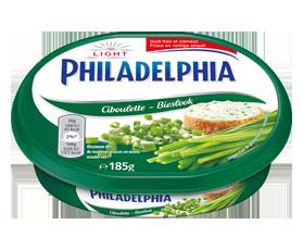 Philadelphia Smaken