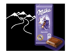 Milka 40g Tafeln