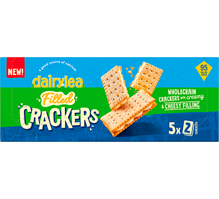 Filled Crackers