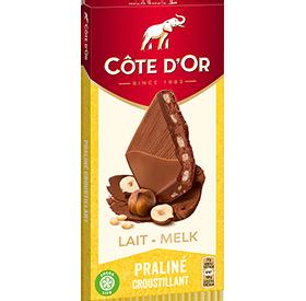 LAIT Praliné Croustillant