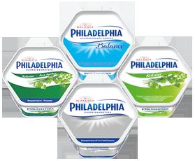Philadelphia Schalen
