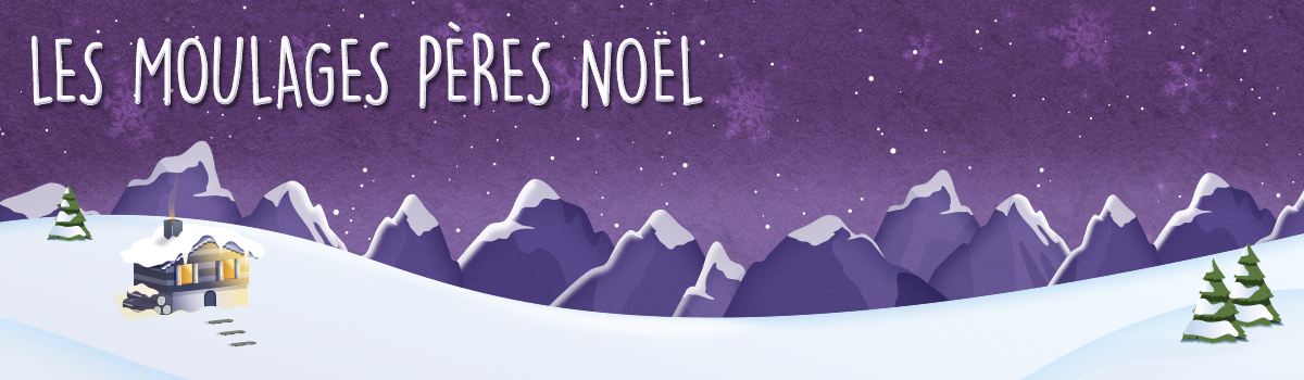 MOULAGES PERE NOEL