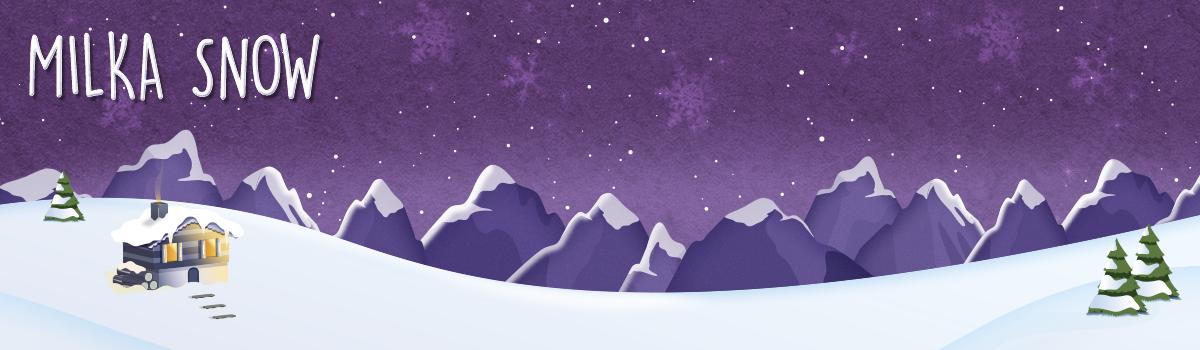 MILKA SNOW