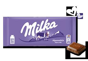 Milka Standard Tafeln