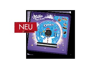 Milka Weihnachts-Neuheiten