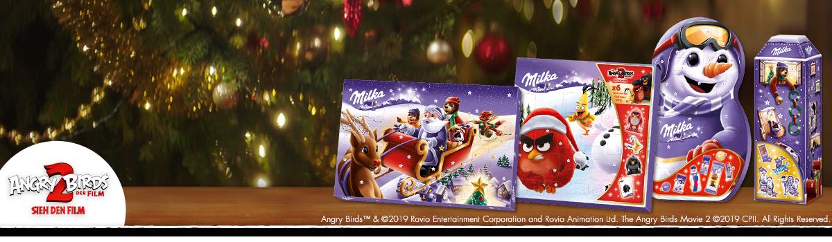Milka Advents-Kalender