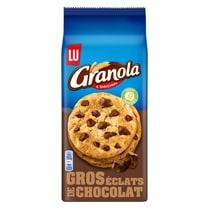 Biscuits - Gateaux - Granola Extra Cookies Chocolat Alt Mondelez Pro