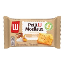 Biscuits - Gateaux - Petit Lu Moelleux  Nature 28g