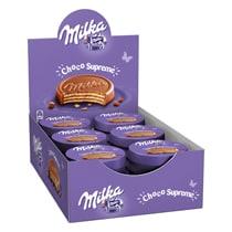 Biscuits - Gateaux -  Milka Choco Suprême 30g 4 présentoirs de 30 Alt Mondelez Pro