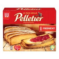 Biscuits - Gateaux - Pelletier pain grillé froment 24T 500G Alt Mondelez Pro